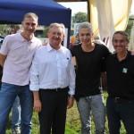 Am Sonntag geht der Landrat zum Julian David Konzert von mia fia di
